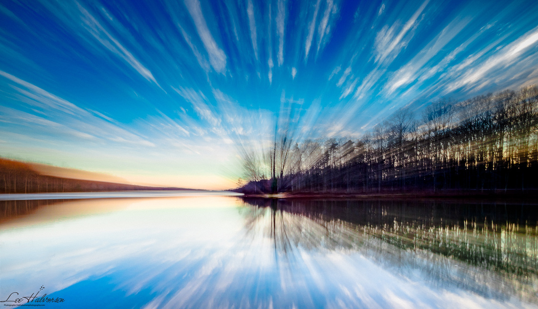 Sunrise at the Speed Of Light