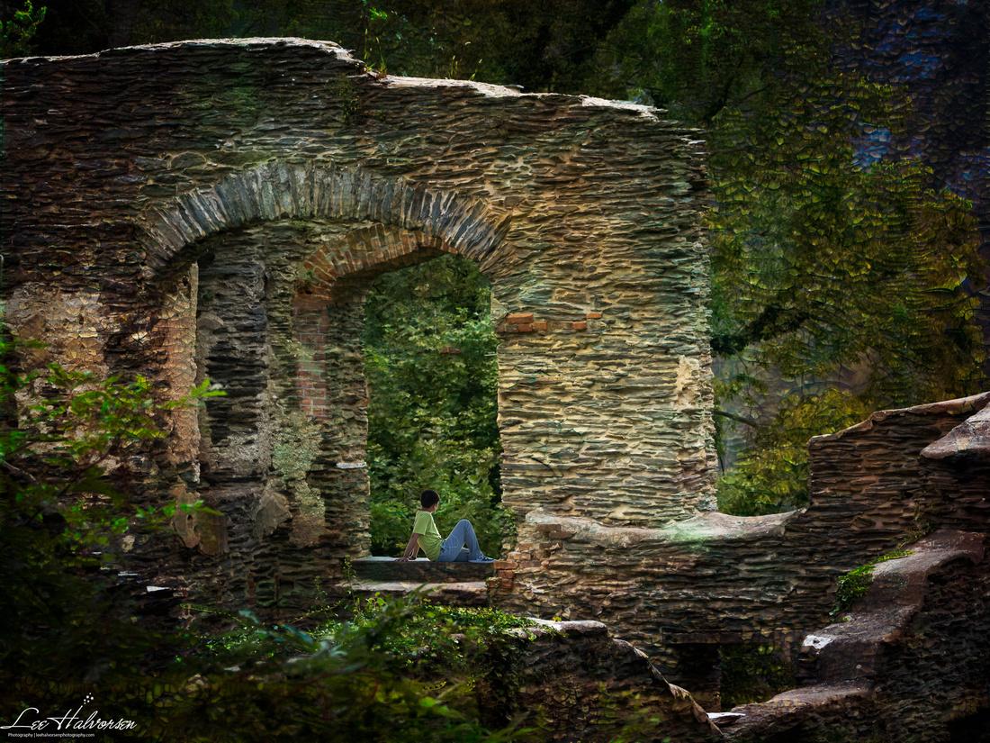 Church Ruins Harper's Ferry