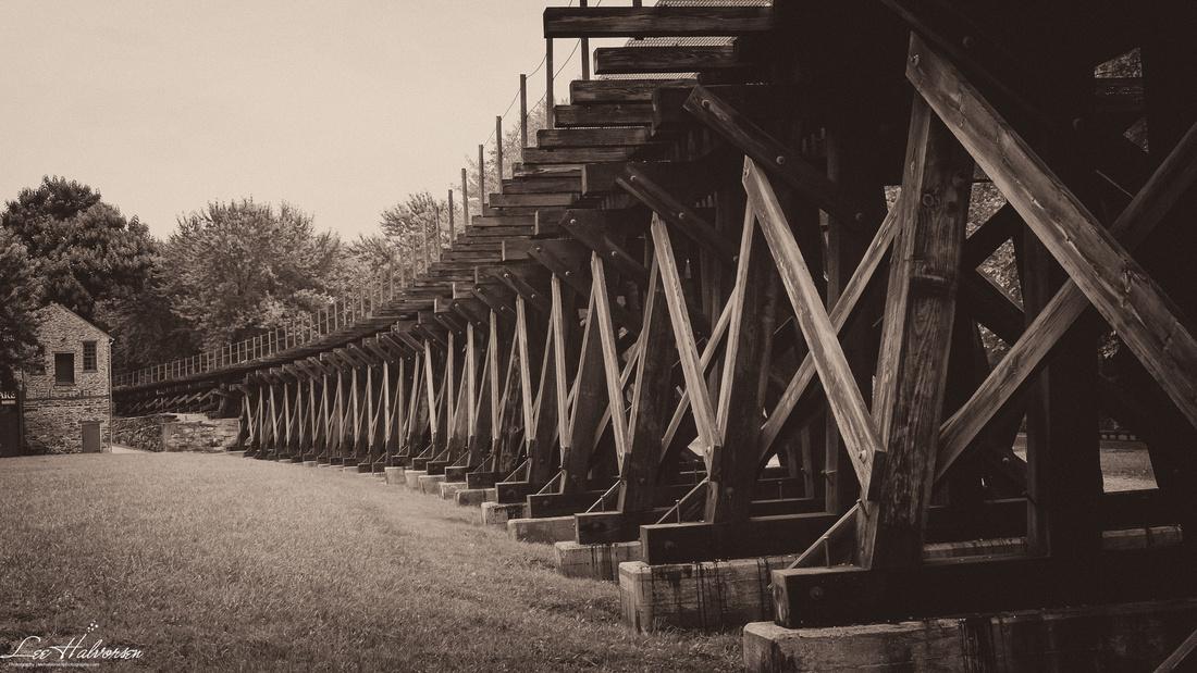 Harper's Ferry Railroad Bridge