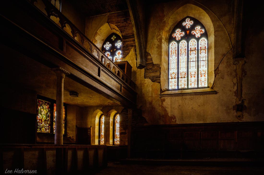 Chapel at St Frances de Sales
