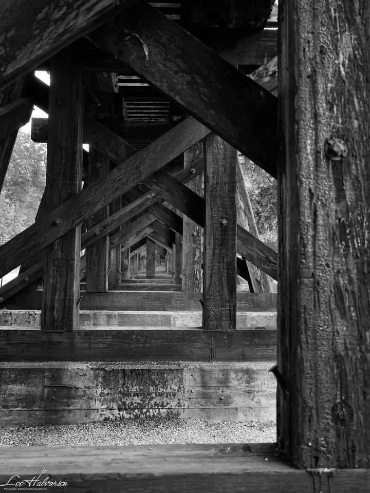 Railroad Bridge in Harper's Ferry