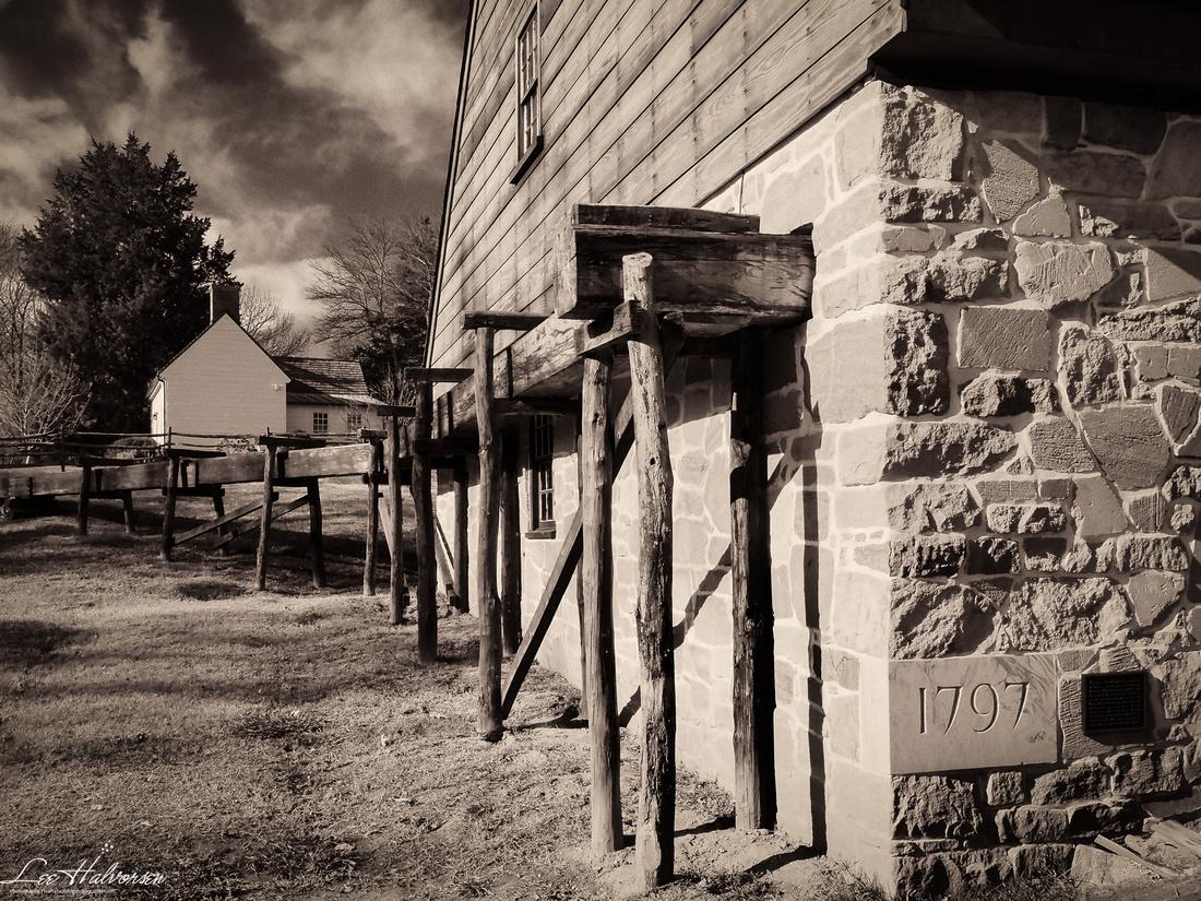 George Washington Distillery