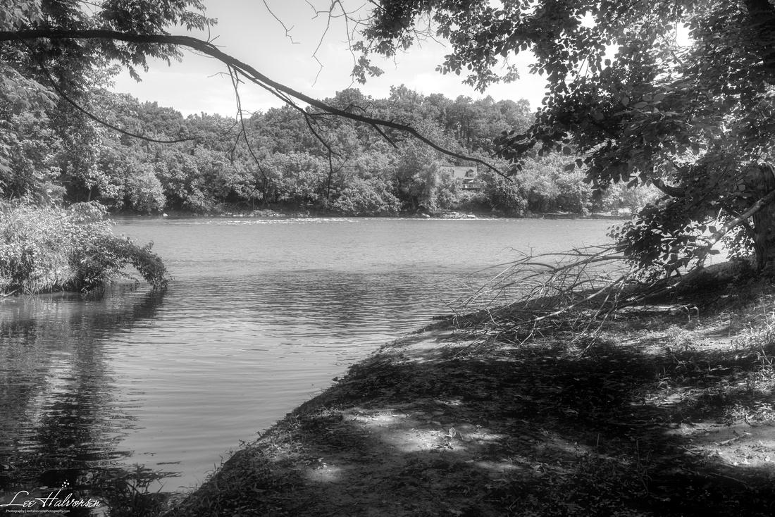 New River in Radford, VA