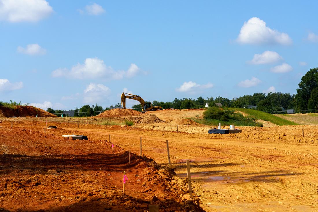 Excavation of Neighborhood