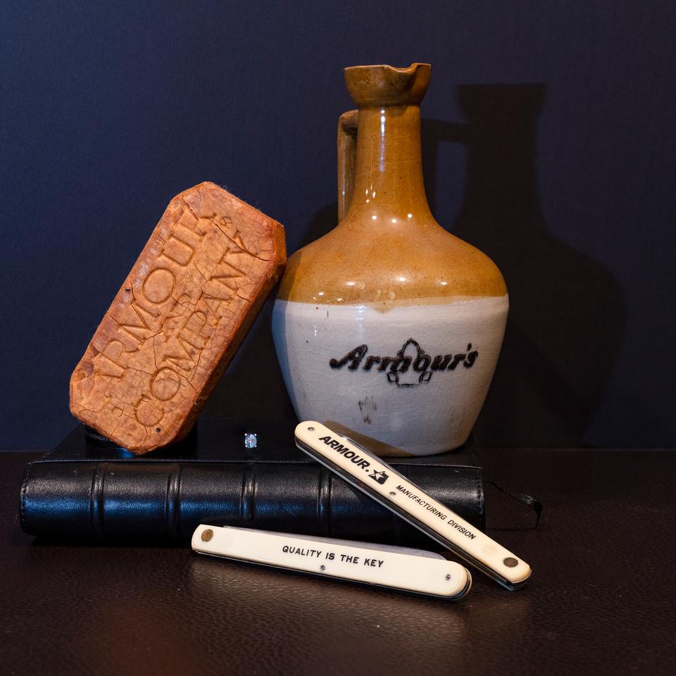 Amrour and Company Memorabilia