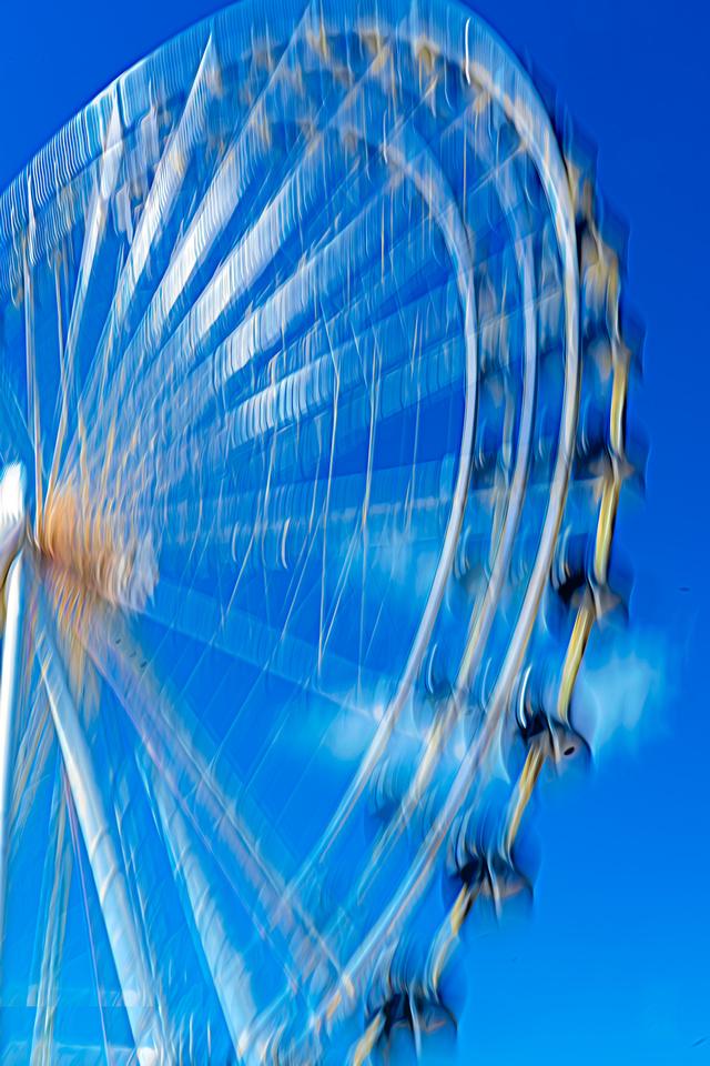 Ferris Wheel at National Harbor