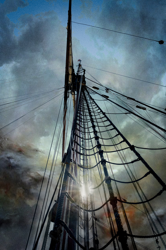 Tall Ship Providence in Alexandria, Virginia