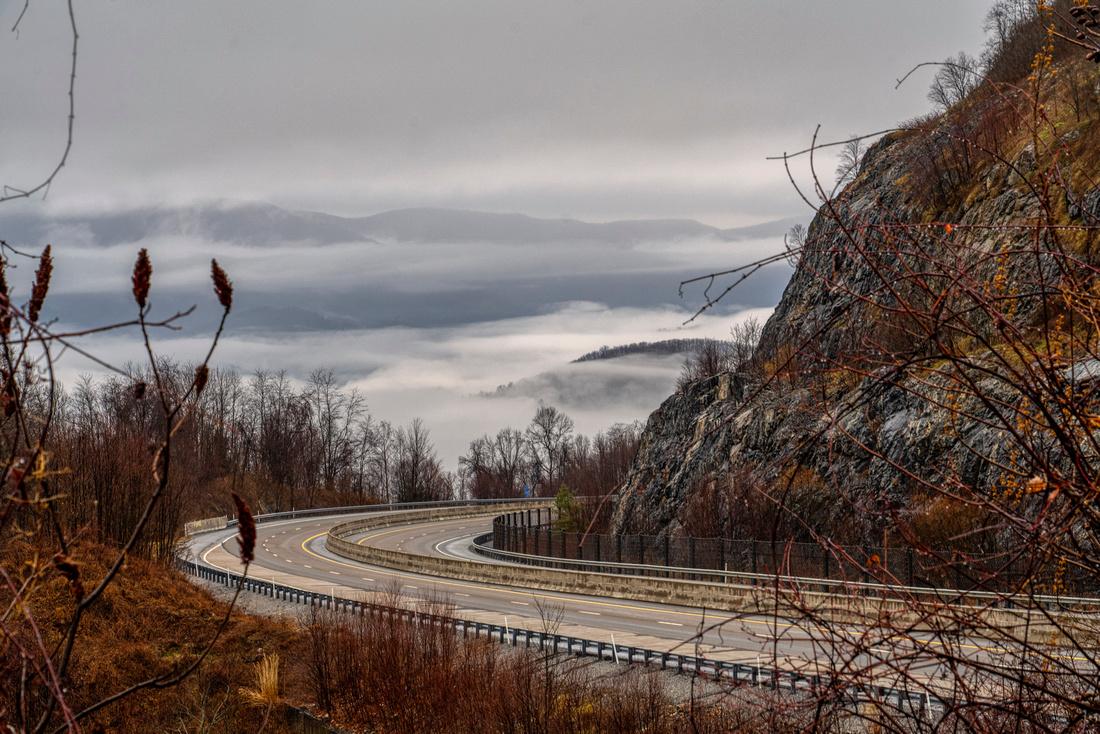 North Carolina Mountain Pass
