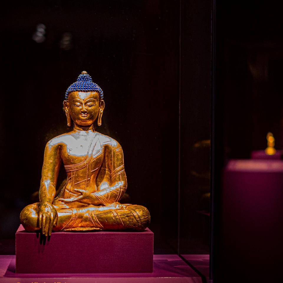 Encountering the Buddha, Smithsonian Museum of Asian Art
