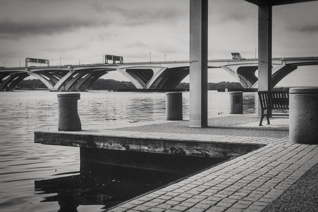 Bridge and Boardwalk