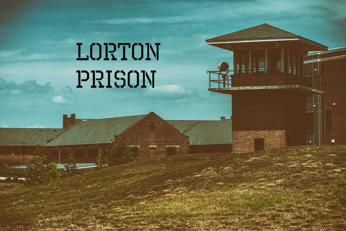 Lorton Prison Guard Tower