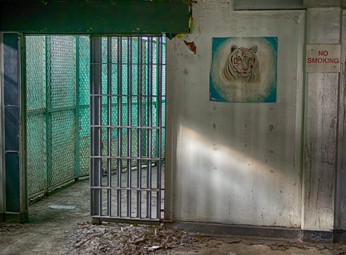 Prisoner art at Lorton