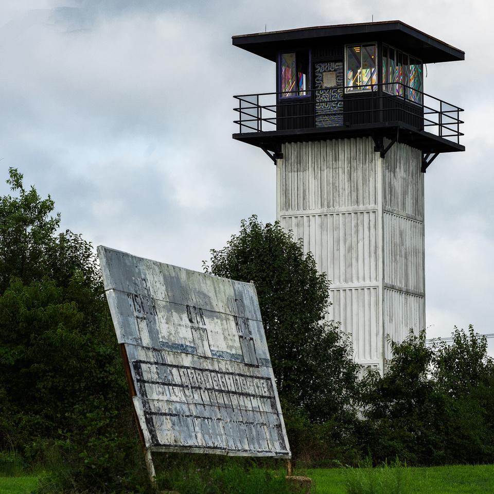 Lorton Workhouse Prison
