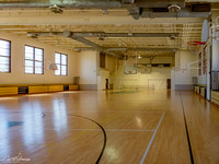 Gym in Old Mount Vernon HS