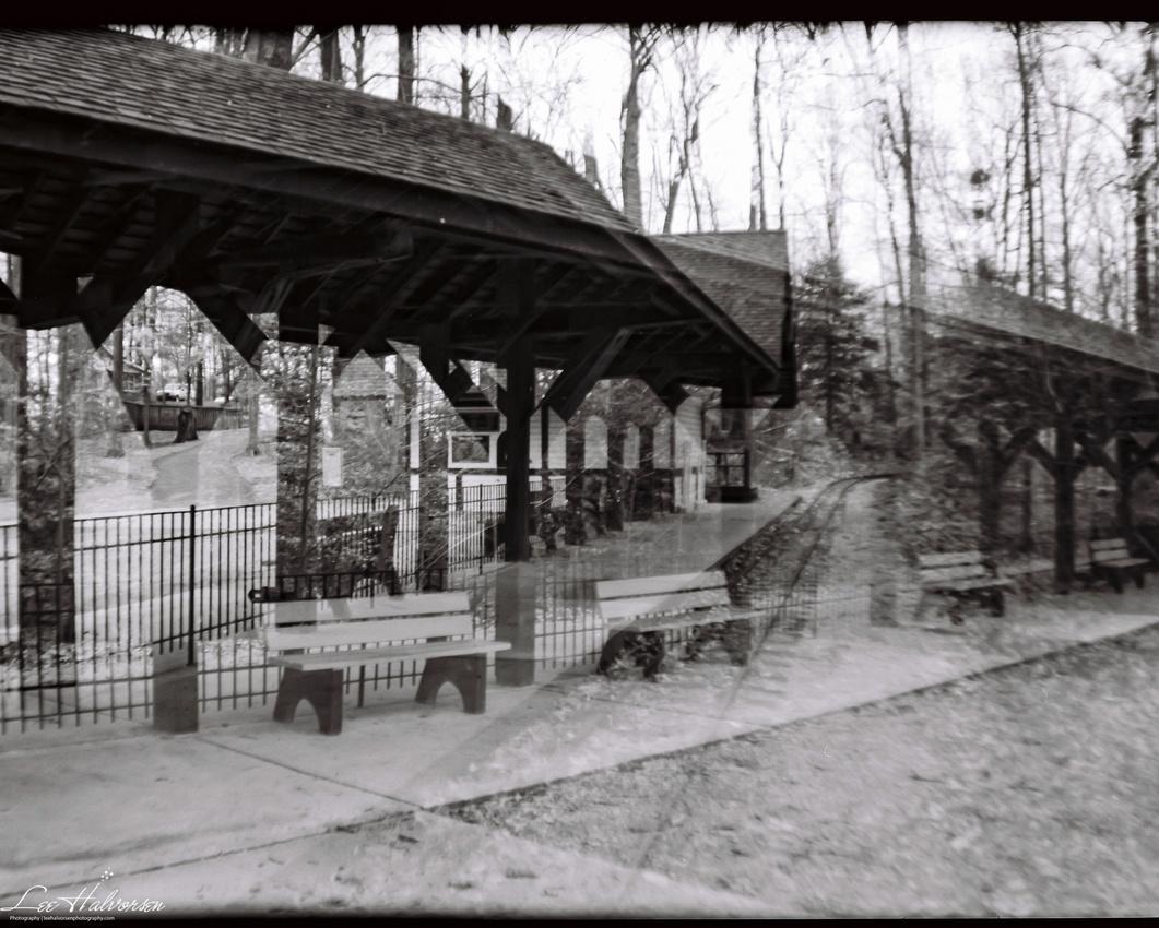 Burke Lake Train Station