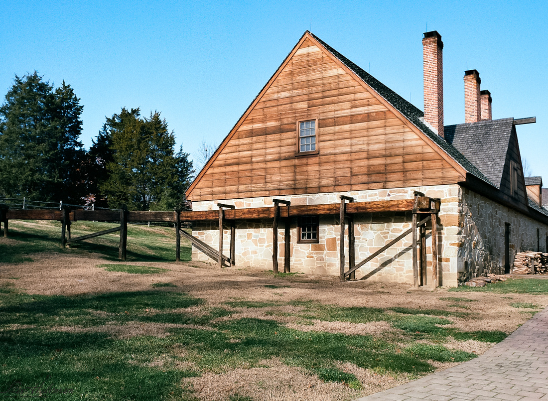 George Washington Distillery