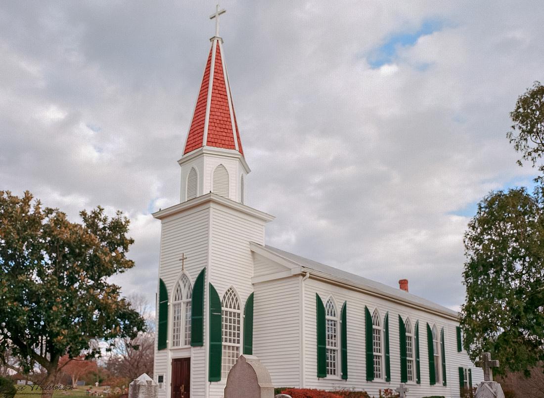 Saint Mary of Sorrows Catholic Church